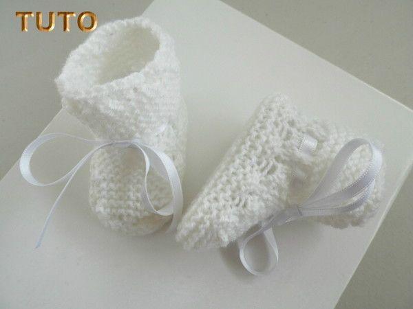 1a9e8ae444358 Explications tricot bébé