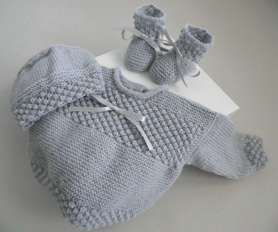 Au tricot fait main bebe - Tricot a la main ...
